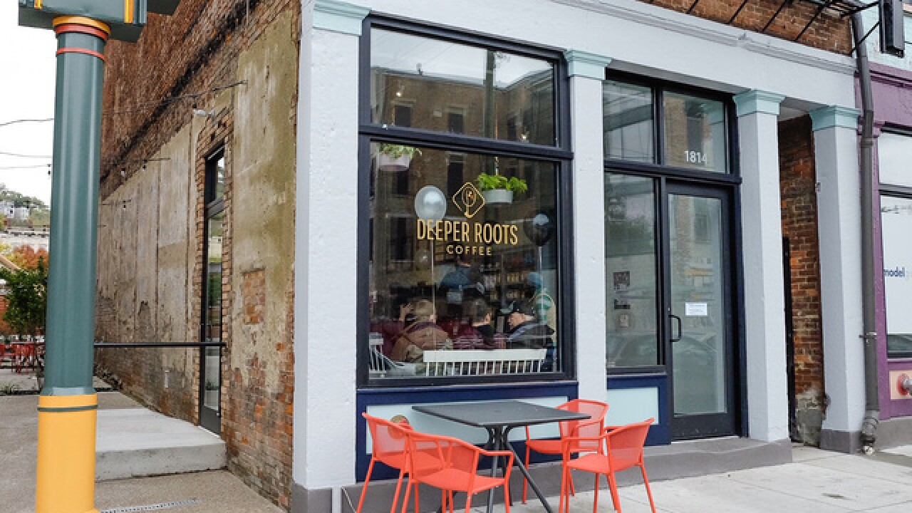 Oakley's Deeper Roots Coffee opens new location in OTR