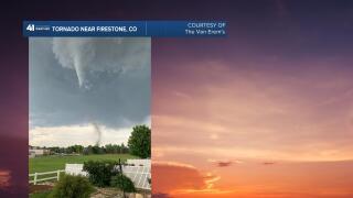 Tornado Colorado