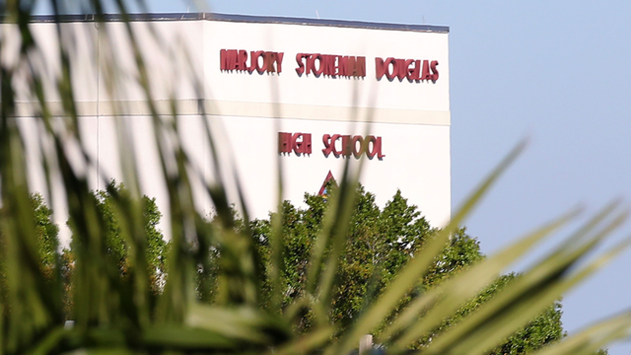 Metal detectors to be used at Marjory Stoneman Douglas High School