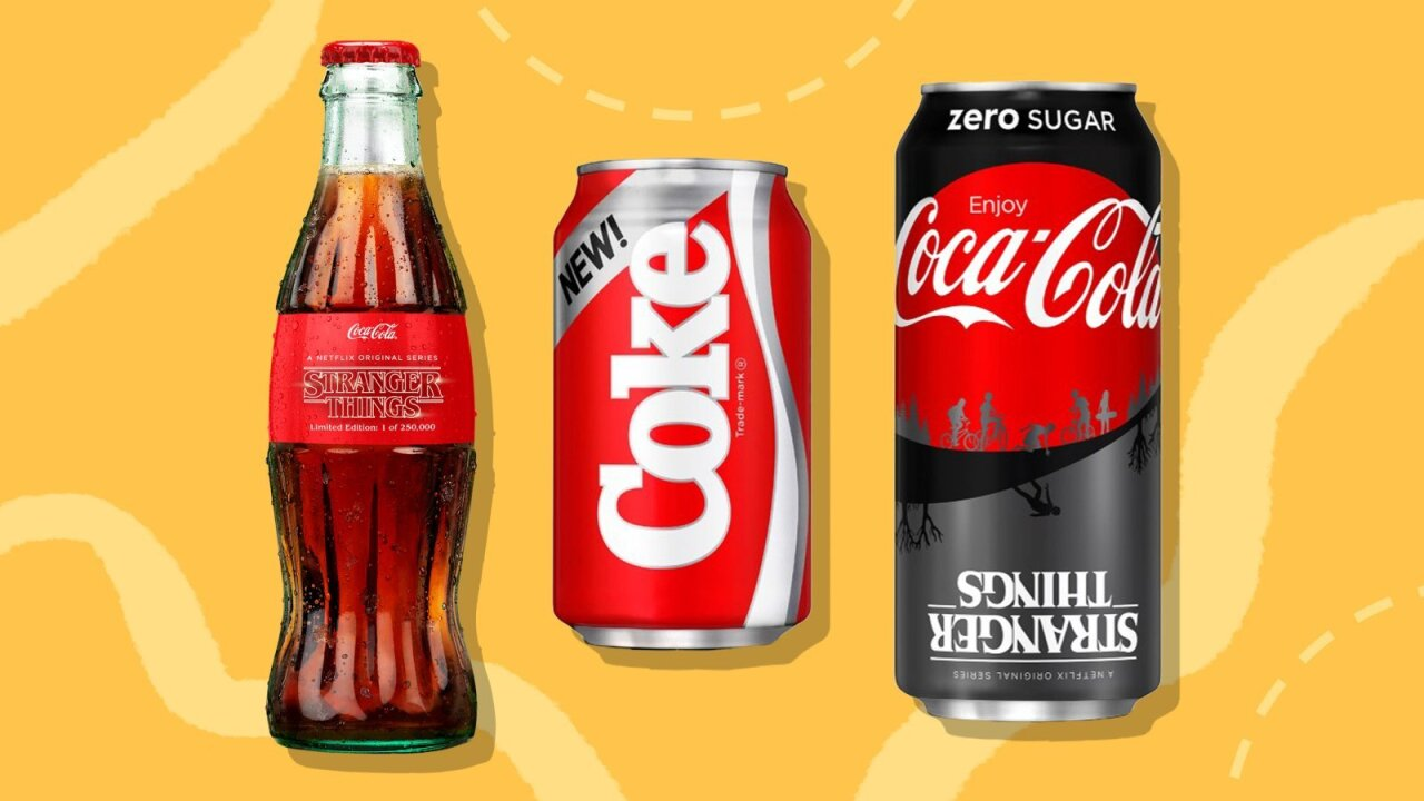 New Coke Returns