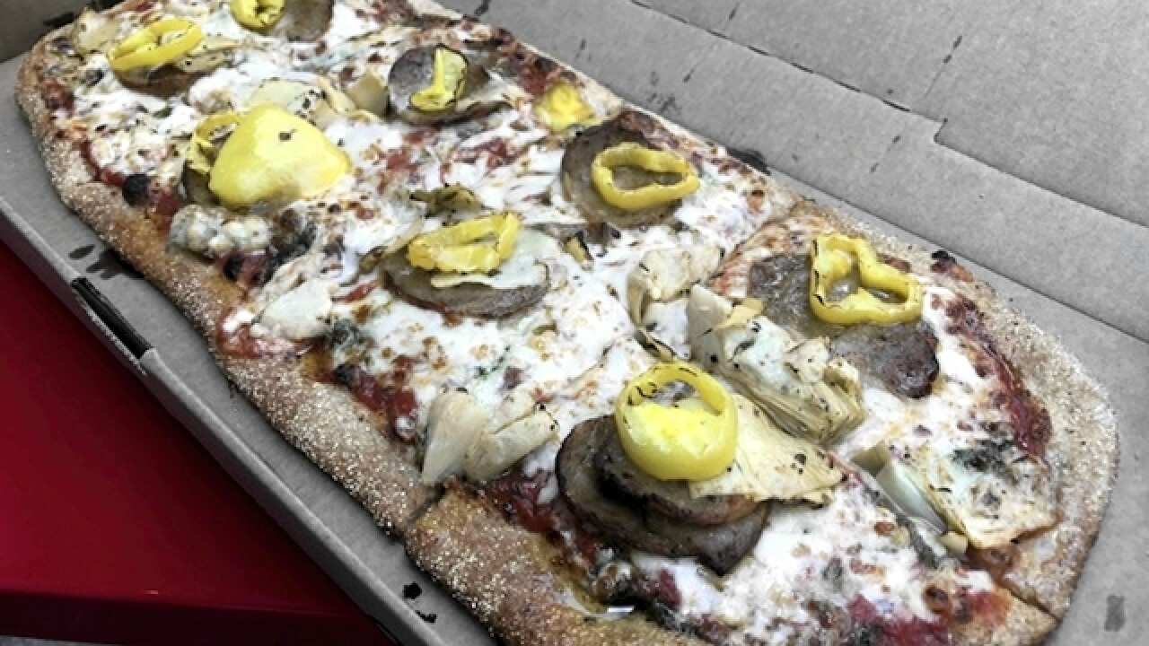 Zablong promises fast, fresh pizzas Downtown