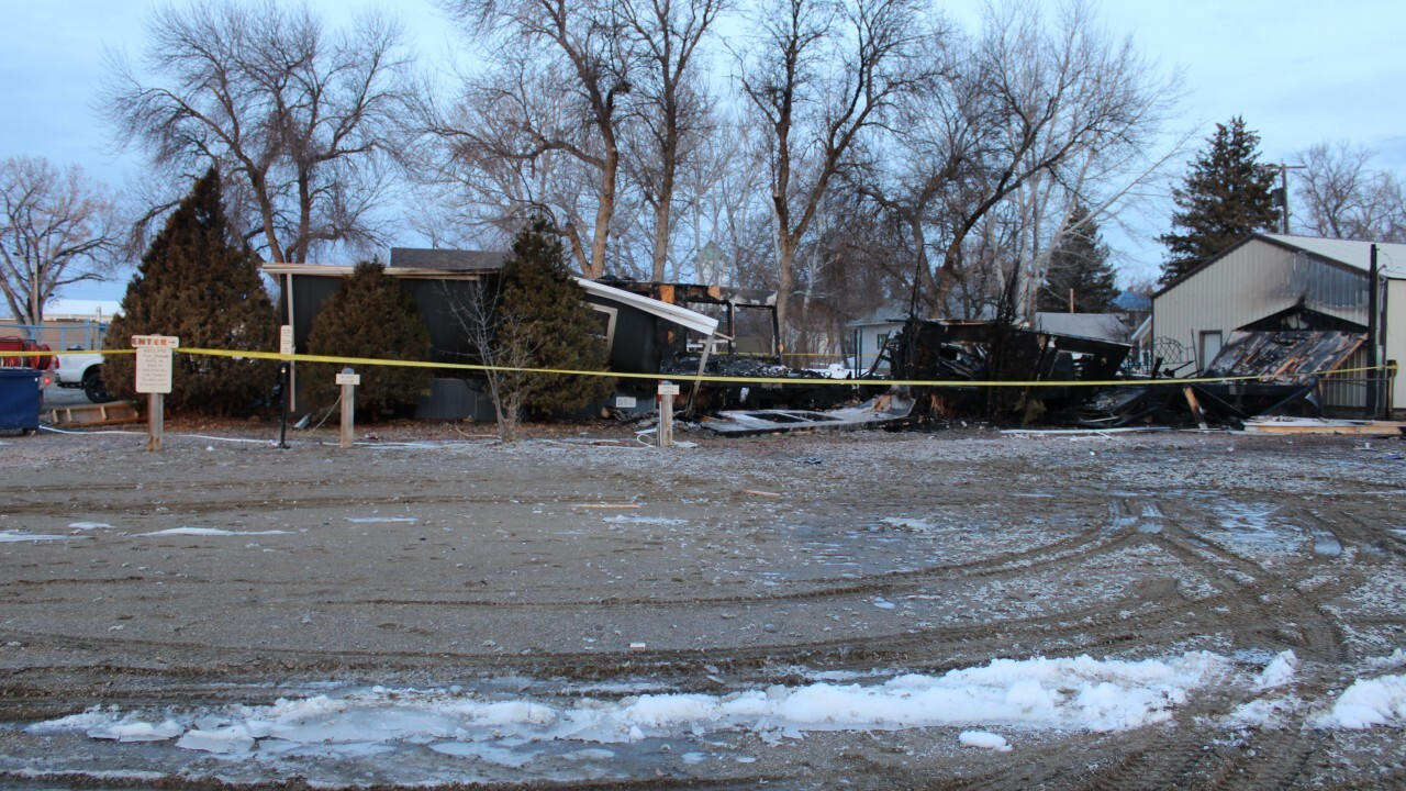 Ryegate explosion Friday night leaves two residents dead