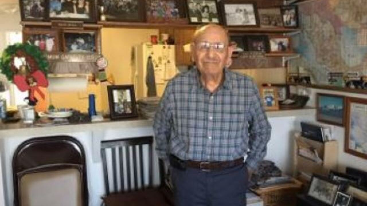 MISSING: 94-year-old no longer answering cell