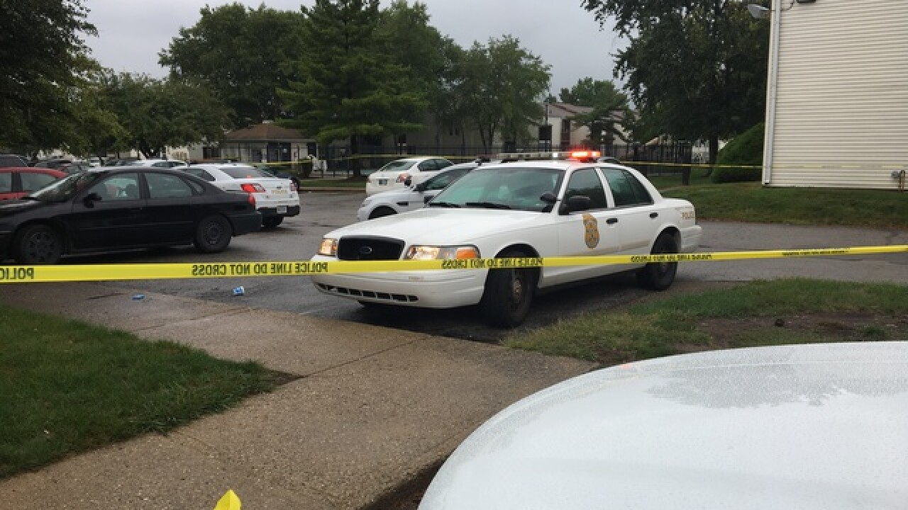 Man shot, killed on Indianapolis' south side