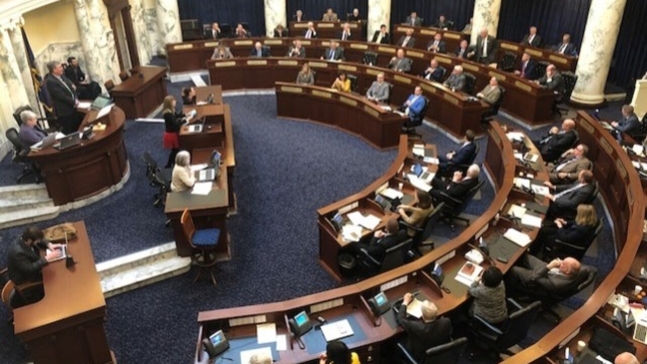 Anti-Sharia law bill headed to Idaho Senate