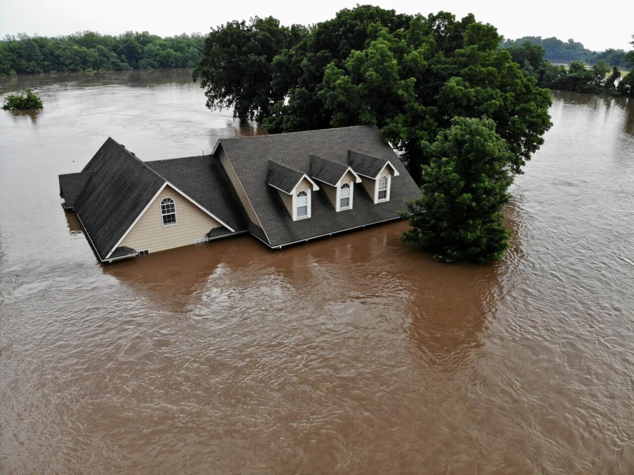 Muskogee Flooding
