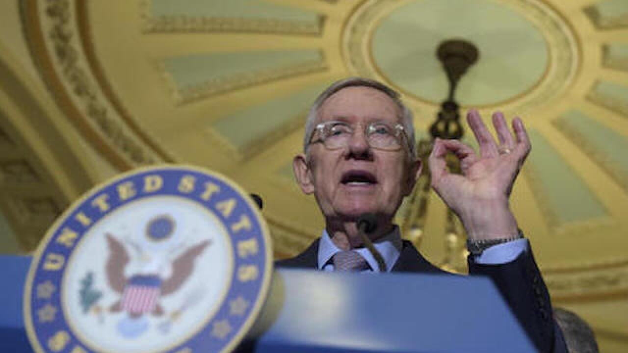 Senate blocks stopgap spending bill as Friday deadline looms