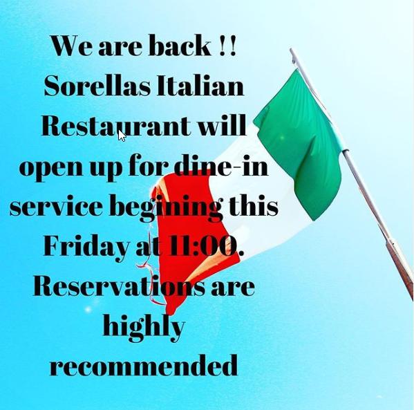 Sorella Ristorante Italian