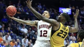 SEC Basketball Tournament - Second Round / missouri