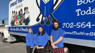 truck with spread the word staff.JPEG