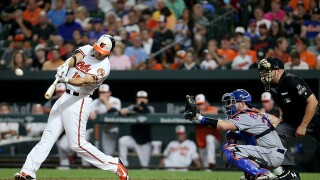 Chris Davis nominated by Orioles for Roberto Clemente Award