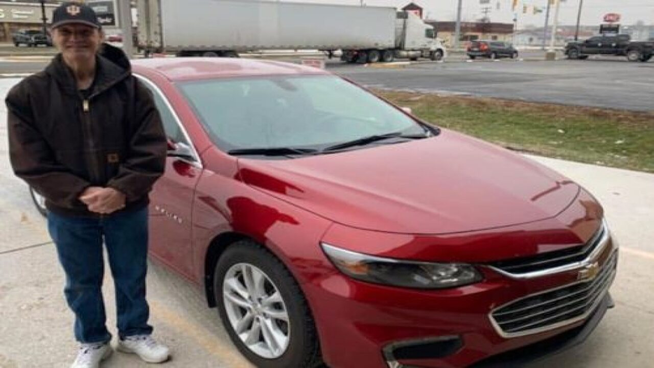 A Whole Town Pitched In To Buy Their Favorite Pizza Delivery Driver A New Car