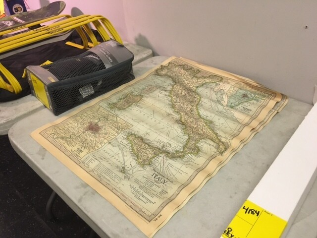 PHOTOS: Indianapolis airport unclaimed and surplus items auction
