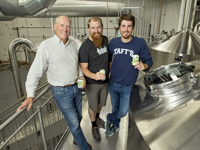First look: Taft's Brewing Company's Brewpourium