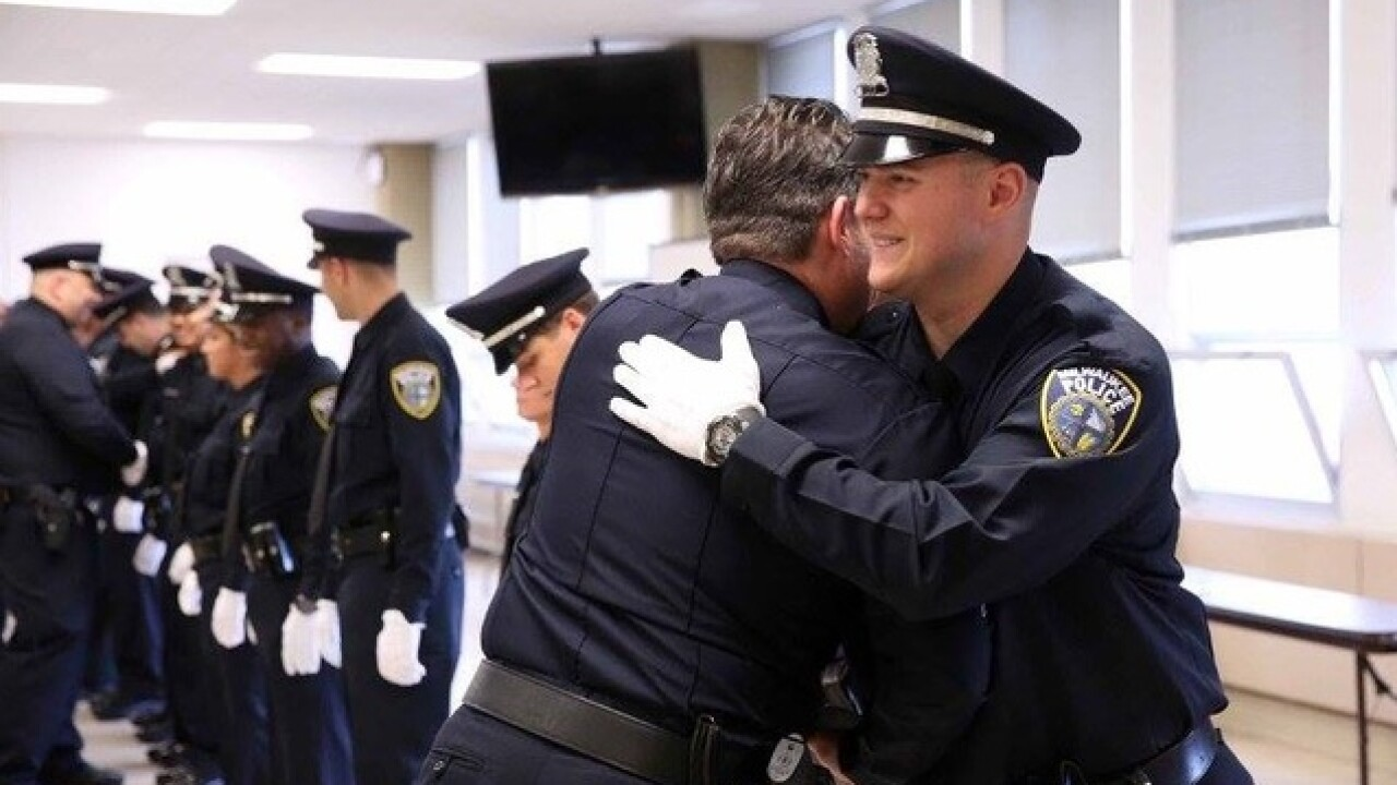 MPD welcomes 45 new officers