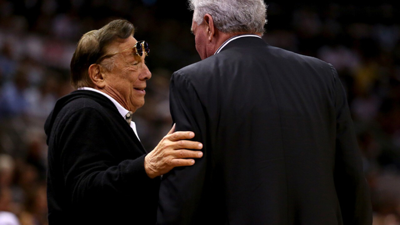 $270K lawsuit to move forward with Donald Sterling