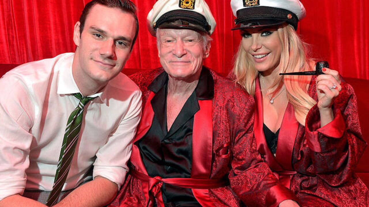 E. coli contributed to Hugh Hefner's death, officials say