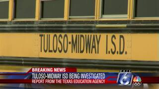 Report: Tuloso-Midway ISD under investigation for grade tampering