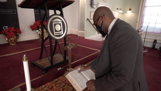 black churches help with vaccine trust