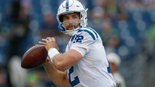 Indianapolis Colts quarterback Andrew Luck announces his retirement at 29