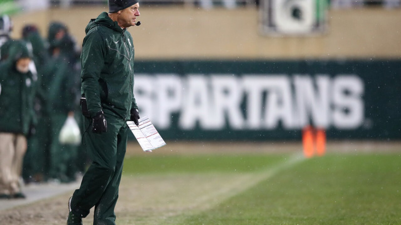 Football team tries to learn from Michigan State scandal