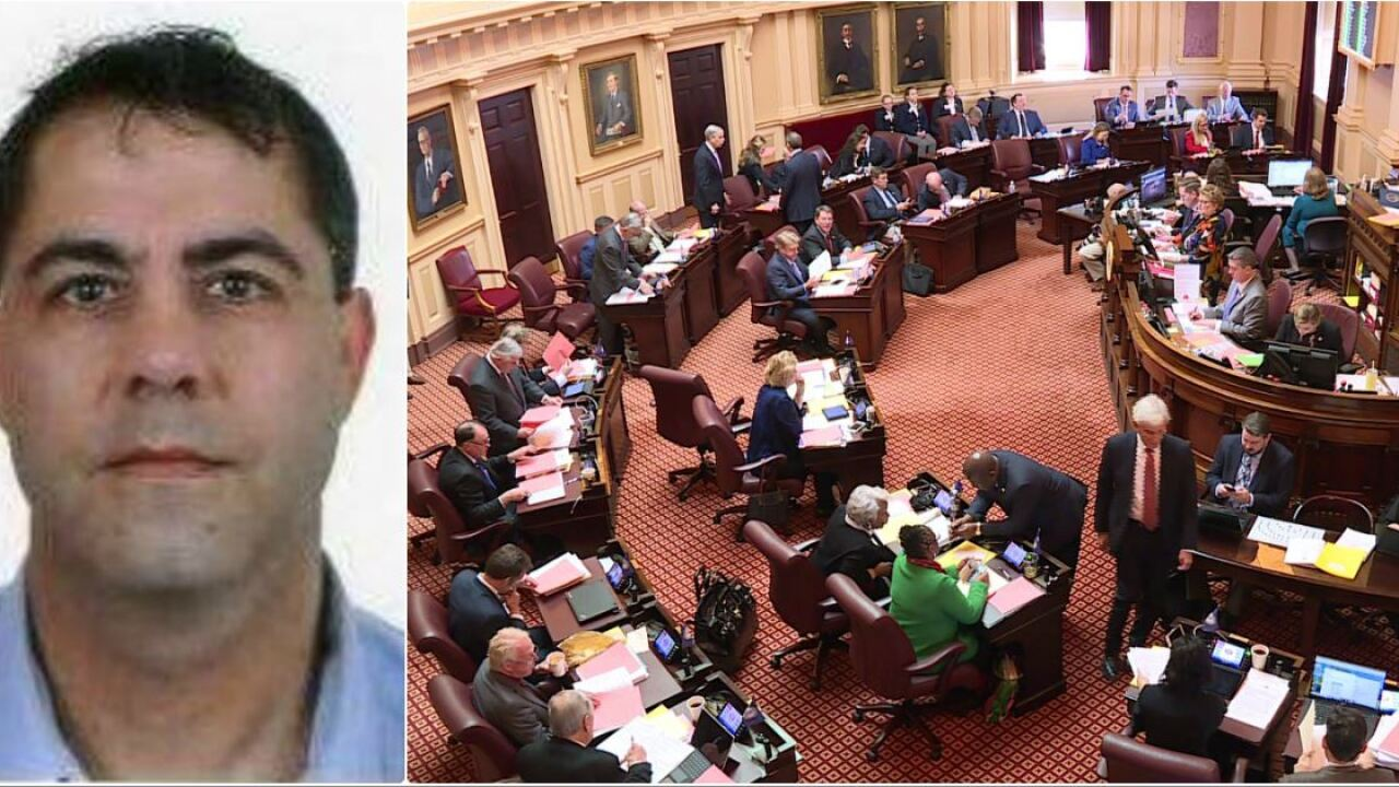 Police: Man emailed obscene photos to Virginia GeneralAssembly