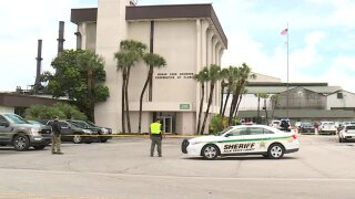 Deadly shooting at Sugar Cane Growers CO-OP near Belle Glade