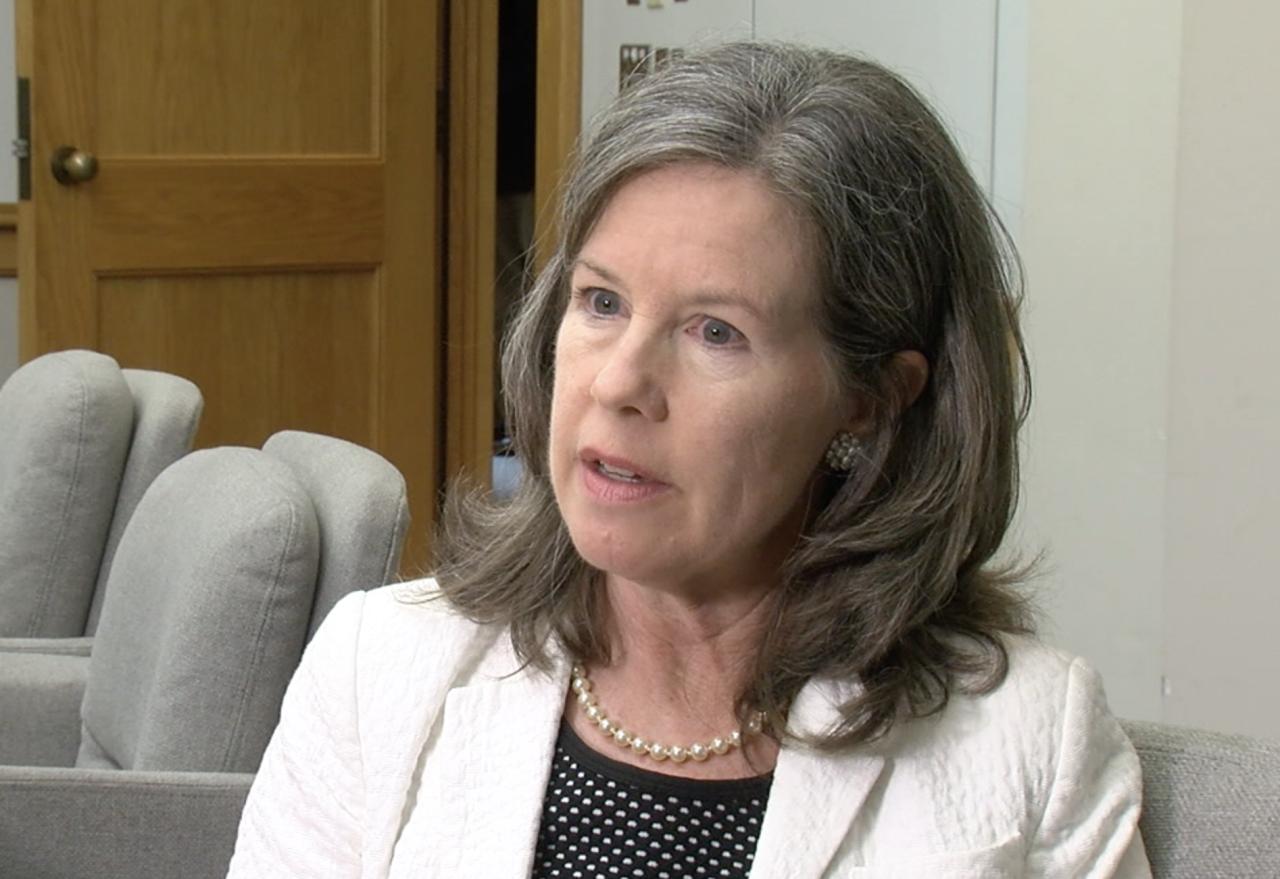 Hamilton County Commission President Denise Driehaus