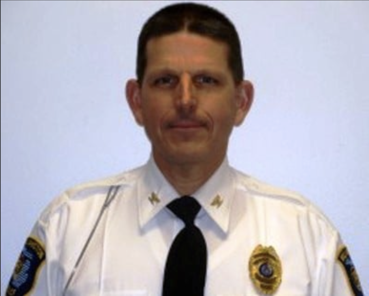 Former Williamston Police Chief Bob Young