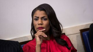 Ex-Trump aide Omarosa Manigault Newman sued by DOJ for not filing financial report