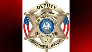 St. Martin Parish Sheriff badge