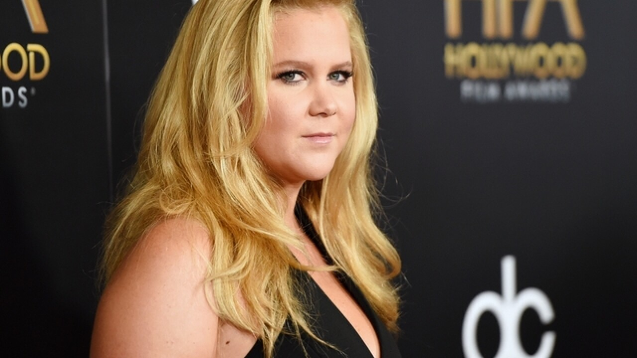 Amy Schumer has a theory about people who troll