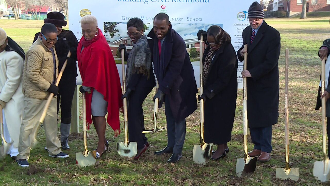 Richmond Public Schools breaks ground on 3 new schools: 'It's been a long time coming'