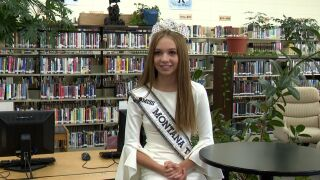 Julia Kunau of Fergus County - Miss Montana Teen USA 2022
