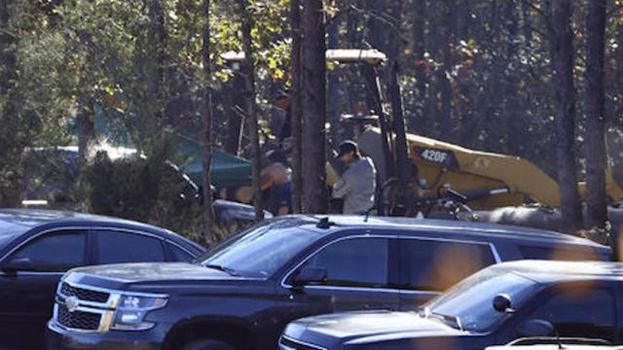 Coroner to identify 2 bodies found on South Carolina property