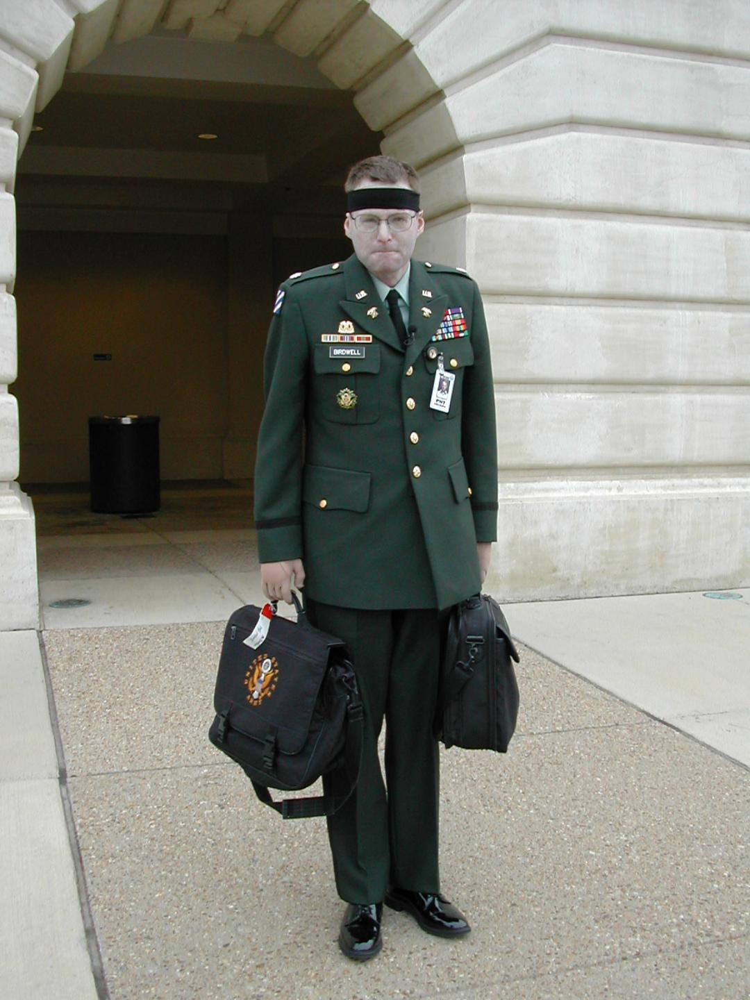 Birdwell testified before Congress about his experience on March 31, 2003, which was included in the 9/11 Commission report.