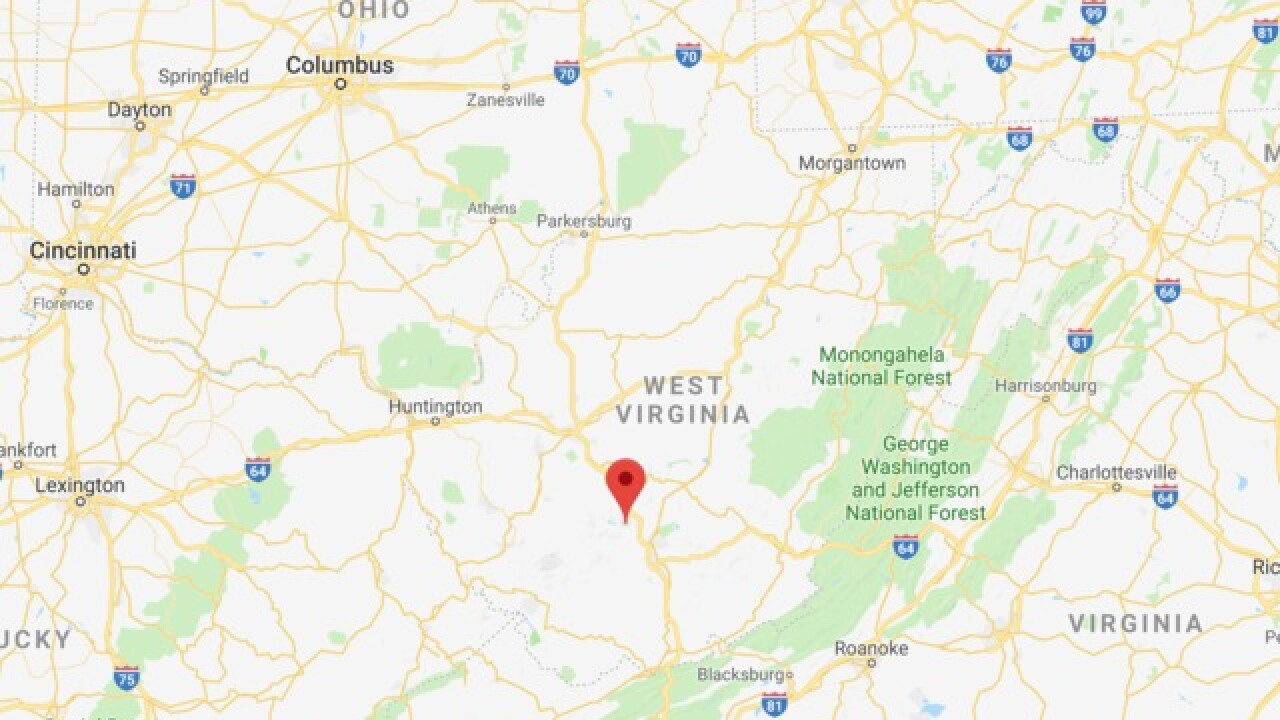 West Virginia authorities rescue 3 people trapped in abandoned mine