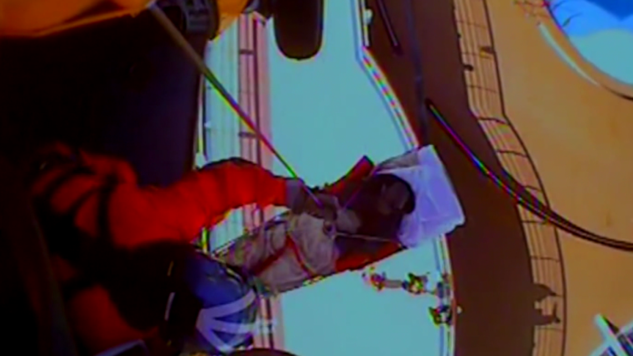 Coast Guard medevacs man from cruise ship off CapeHatteras