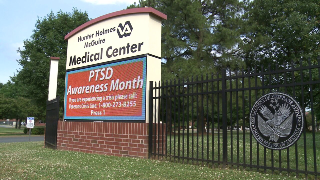 McGuire VA Medical Center cooling system tests positive for legionella bacteria