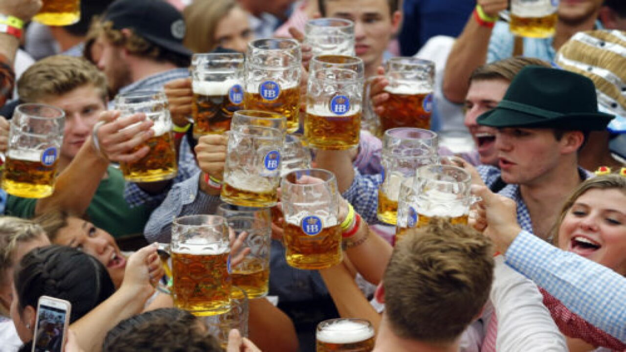 Germany's Oktoberfest Is Canceled For The First Time Since World War II
