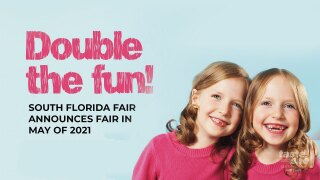 South Florida Fair - Doube the Fun!