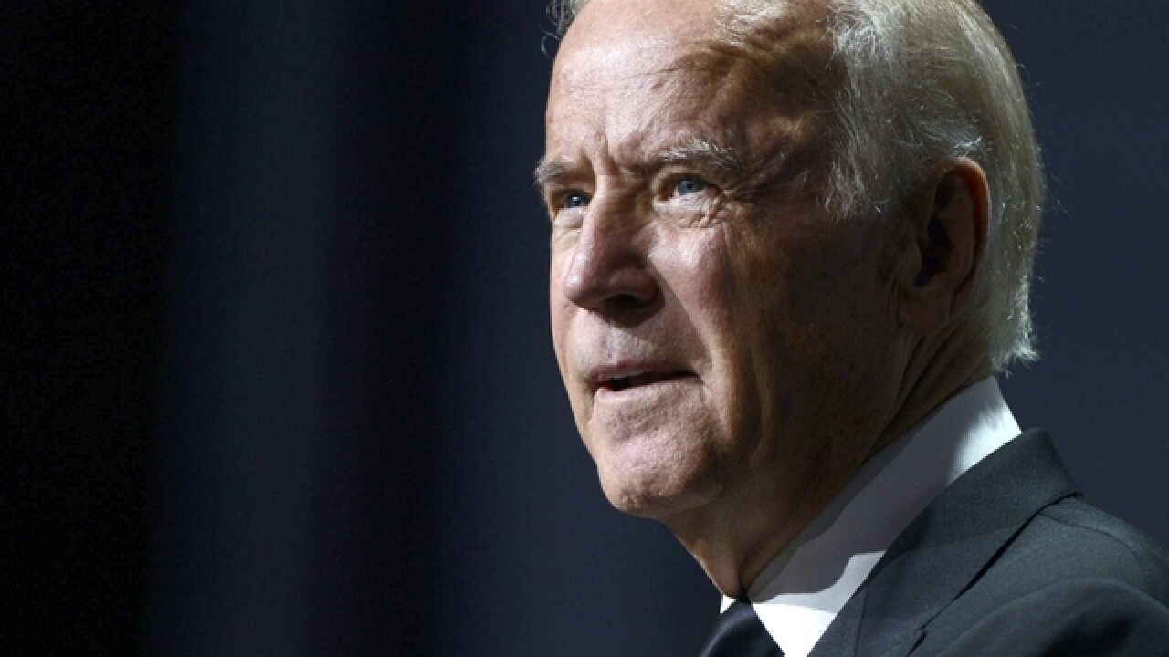 Suspicious package possibly addressed to former Vice President Joe Biden