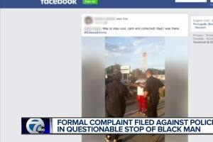 Royal Oak Police apologize to black man stopped after white woman claimed he was staring at her