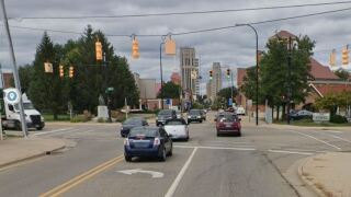 Michigan Ave and Hamblin Ave intersection Google Street View.JPG
