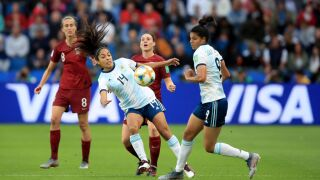 England v Argentina: Group D - 2019 FIFA Women's World Cup France