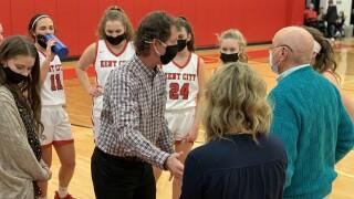 Kent City girls basketball off to 7-0 start