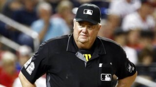 Joe West MLB umpire