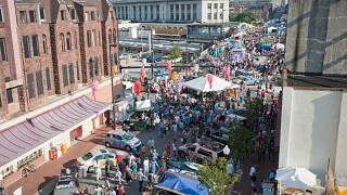 Artscape 2018 alters traffic in central Baltimore