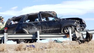 Mother and 5 kids survive crash in Bozeman with minor injuries