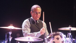 Max Weinberg, E Street Band drummer